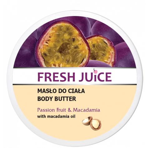 """Fresh Juice Masło do ciała Passion Fruit  & Macadamia  225ml"""""""