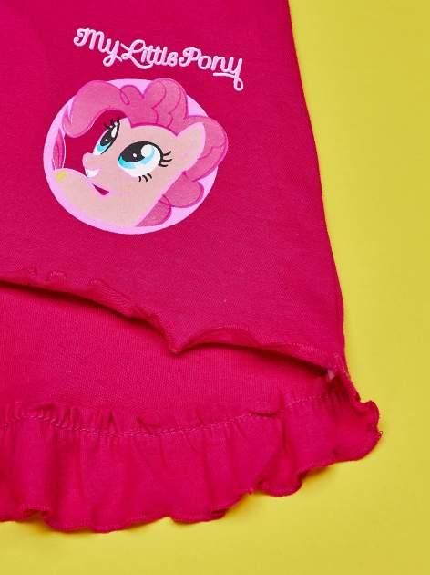 Fuksjowa spódnica z falbanami dla dziewczynki MY LITTLE PONY                                  zdj.                                  3