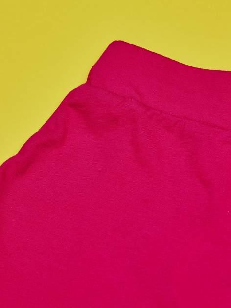 Fuksjowa spódnica z falbanami dla dziewczynki MY LITTLE PONY                                  zdj.                                  4