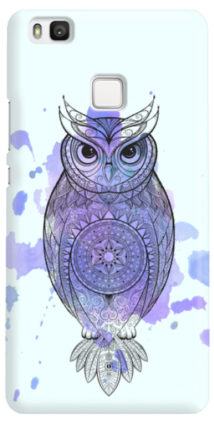 Funny Case ETUI HUAWEI P9 LITE OWL_2