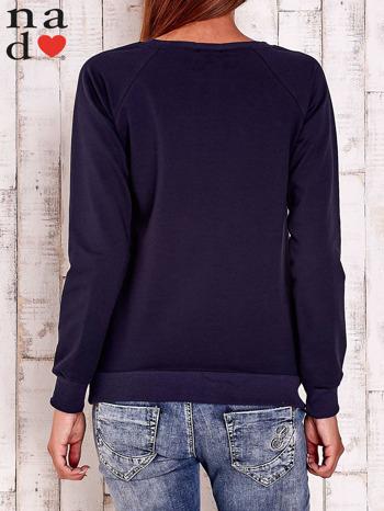 Granatowa bluza z łapaczem snów                                  zdj.                                  4