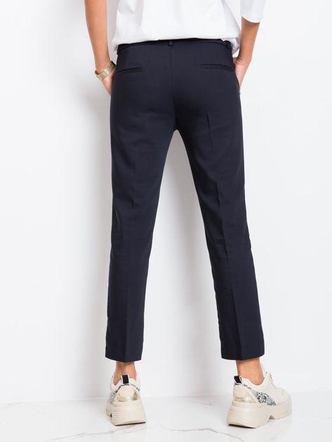 Granatowe spodnie This                              zdj.                              2