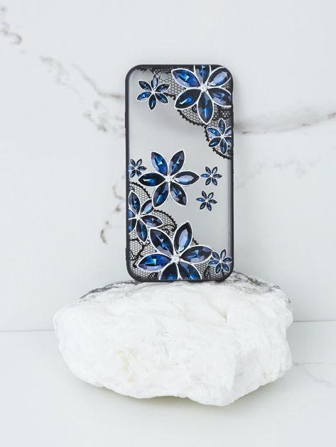 Granatowo-czarne etui do iPhone 7G/8G                              zdj.                              1