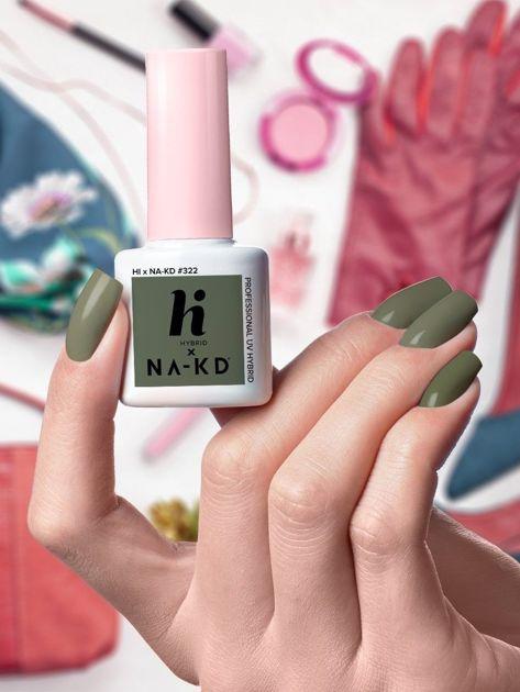 Hi Hybrid Lakier hybrydowy #322 Army Green 5 ml