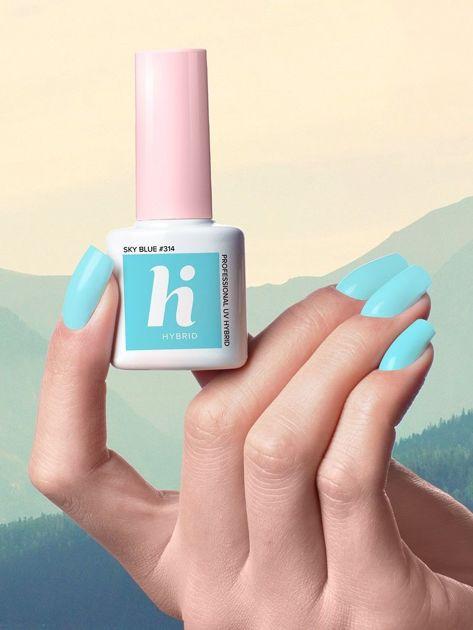Hi Hybrid Lakier hybrydowy nr 314 Sky Blue 5 ml
