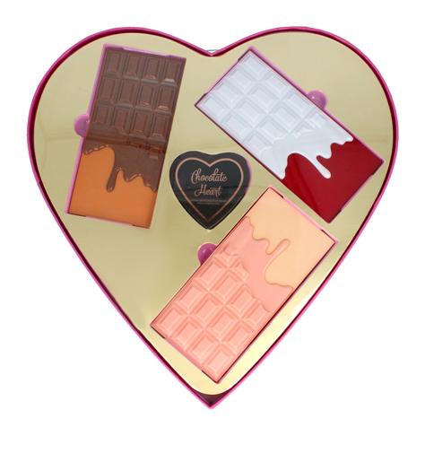 "I Heart Revolution Zestaw prezentowy Chocolate Heart  1op."""