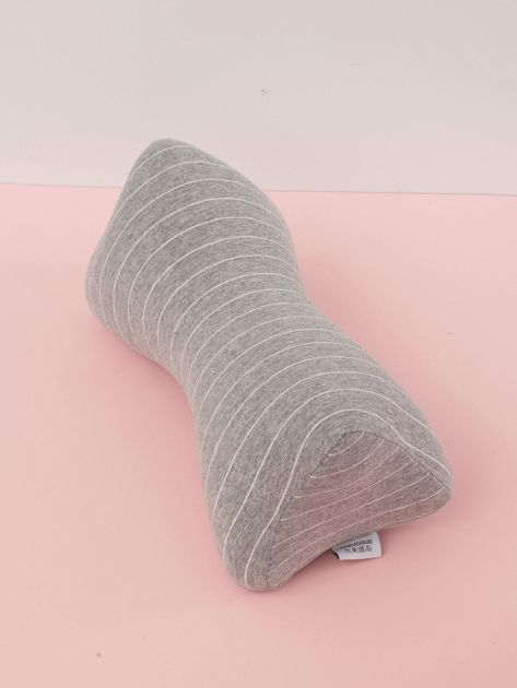 Jasnoszara poduszka pod głowę                              zdj.                              2