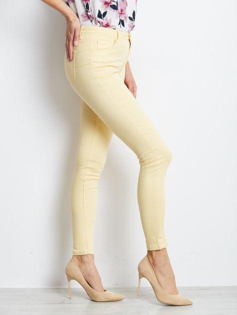 Jasnożółte spodnie Meaning                              zdj.                              3