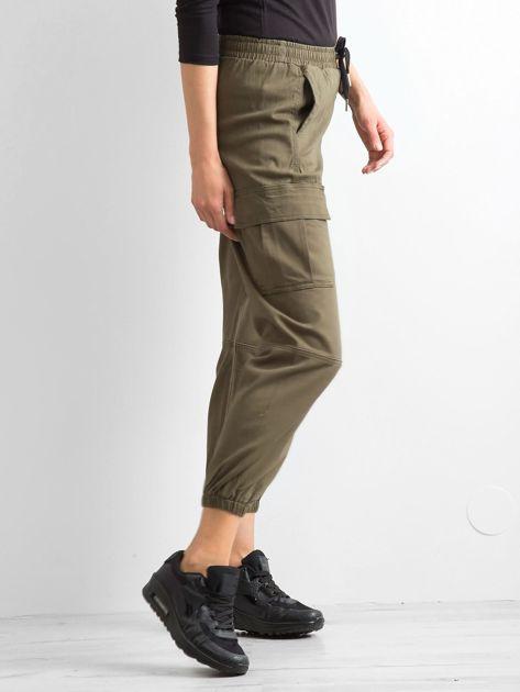 Khaki spodnie Boyhood                              zdj.                              3