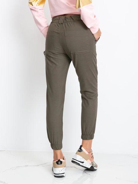 Khaki spodnie Prince                              zdj.                              2