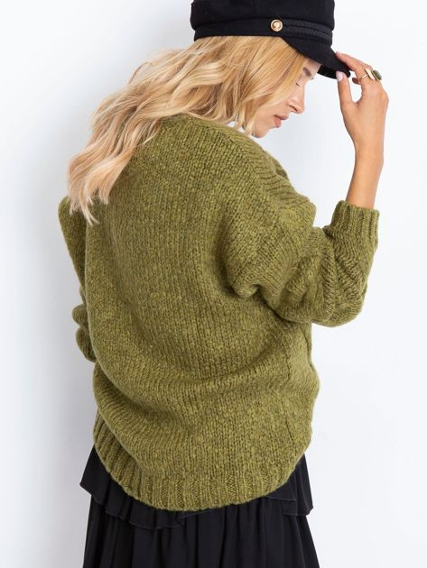 Khaki sweter Bali                              zdj.                              2