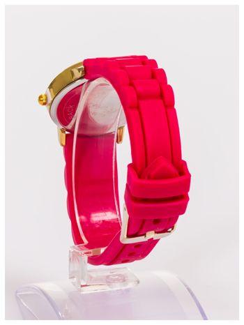 Klasyczny damski zegarek na wygodnym silikonowym pasku                                  zdj.                                  4