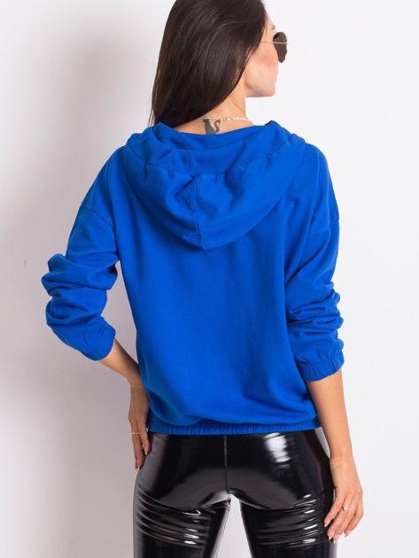 Kobaltowa bluza Kimmie                              zdj.                              2