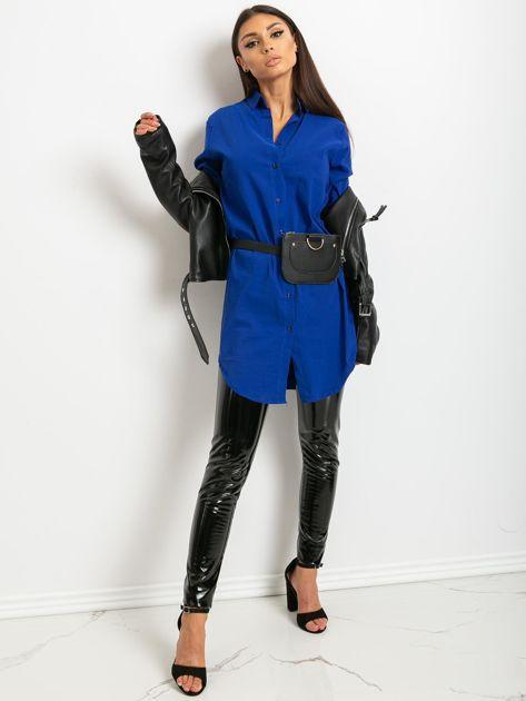 Kobaltowa sukienka Everlasting                              zdj.                              4