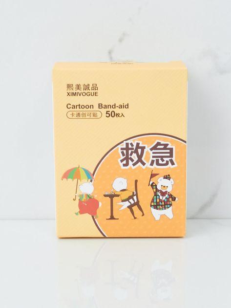 Kolorowe plasterki dla dzieci                              zdj.                              9