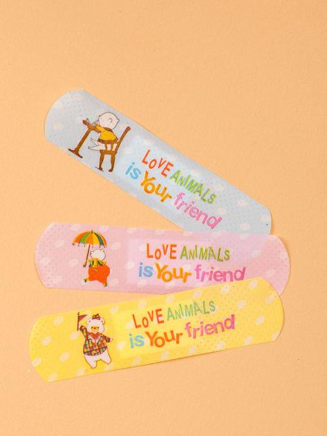 Kolorowe plasterki dla dzieci                              zdj.                              1