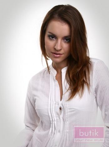 Koszula w paski                                  zdj.                                  2