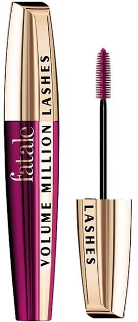 L'Oreal Mascara Volume Million Lashes Fatale 9,4 ml                                  zdj.                                  1