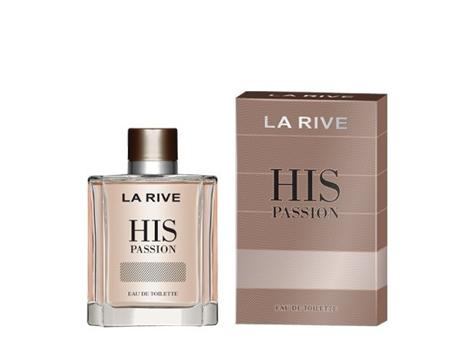 "La Rive for Men His Passion Woda toaletowa 100ml"""