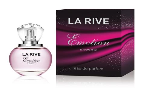 "La Rive for Woman  EMOTION Woda perfumowana 50ml"""