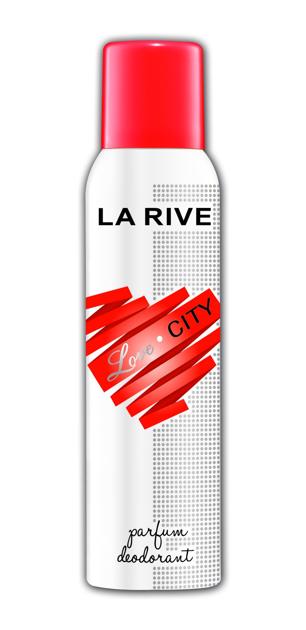 "La Rive for Woman Love City dezodorant w sprau 150ml"""