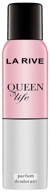 "La Rive for Woman Queen of Life Dezodorant w sprayu  150ml"""