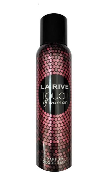 "La Rive for Woman Touch of Woman Dezodorant spray  150ml"""