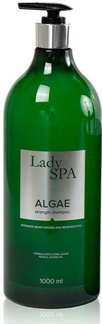 Lady Spa ALGAE Strength Naprawczy szampon do włosów 1000 ml                              zdj.                              1