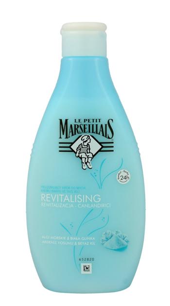 Le Petit Marseillais Pielęgnujący Krem do mycia ciała Revitalising 250 ml