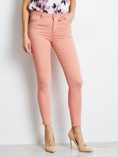 Łososiowe spodnie Meaning                              zdj.                              1
