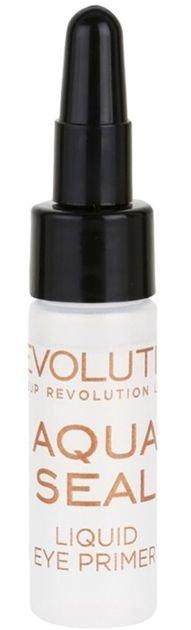MAKEUP REVOLUTION Baza pod cienie & utrwalacz 2w1 Aqua Seal Liquid Eye Primer & Sealant 6 g                              zdj.                              1