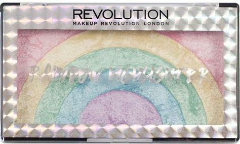 MAKEUP REVOLUTION Rozświetlacz Rainbow Highlighter 10g                              zdj.                              1
