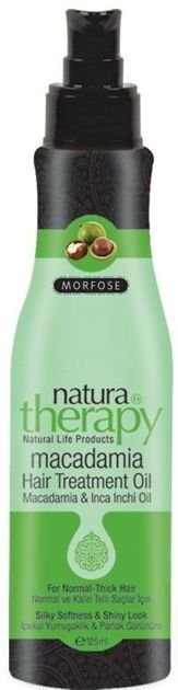 MORFOSE Natura Therapy OLEJEK  MACADAMIA + INCA INCHI 125 ml                              zdj.                              1