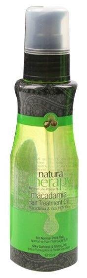 MORFOSE Natura Therapy OLEJEK  MACADAMIA + INCA INCHI 125 ml                              zdj.                              6