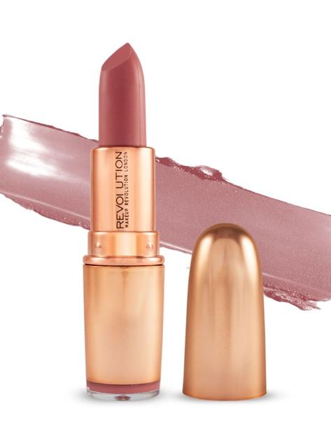 Makeup Revolution Iconic Matte Nude Lipstick Pomadka do ust matowa Lust