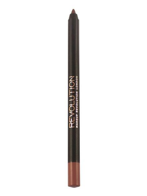 Makeup Revolution Retro Luxe Gloss Lip Kit Zestaw do ust konturówka 1g + pomadka w płynie 5,5ml Truth                              zdj.                              4
