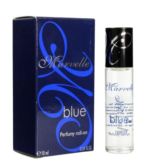 """Marvelle Blue Perfumy roll-on  10ml"""""""