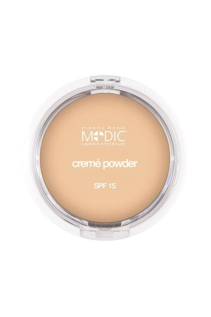 Medic Podkład w kompakcie Creme Powder 02                              zdj.                              1