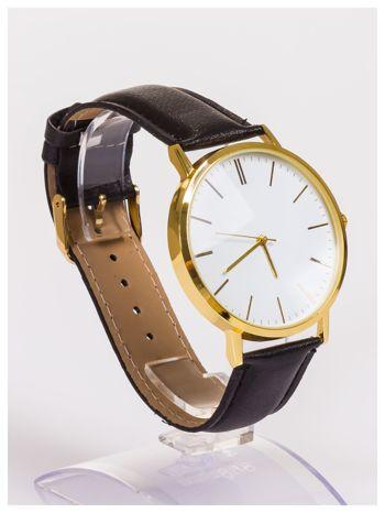 Męski złoty zegarek NEW. Doskonały na każdą okazję.                                  zdj.                                  3