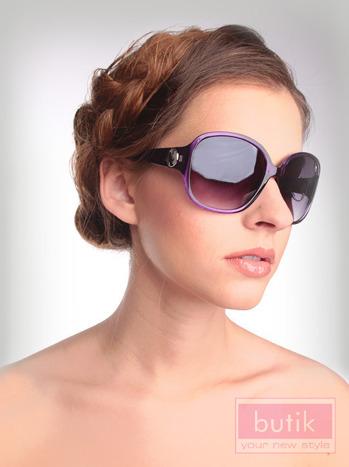 Modne okulary przeciwsłoneczne                                  zdj.                                  2