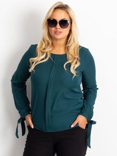 Morska bluzka plus size Venice                              zdj.                              1