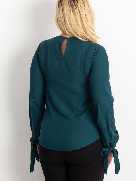Morska bluzka plus size Venice                              zdj.                              2