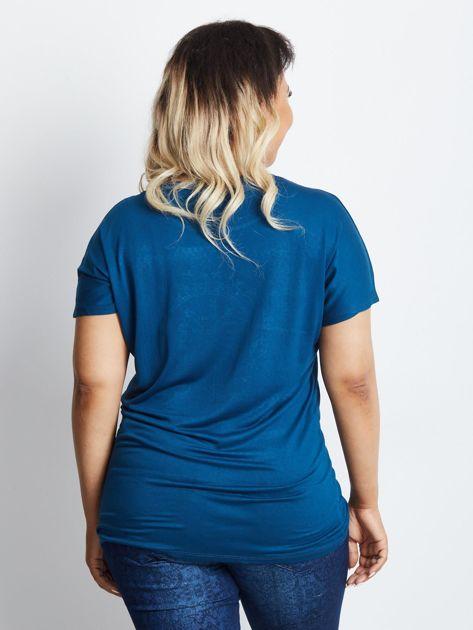Morski t-shirt plus size Veritable                              zdj.                              2