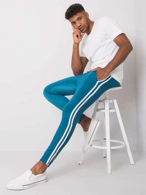 Morskie spodnie dresowe męskie Darren
