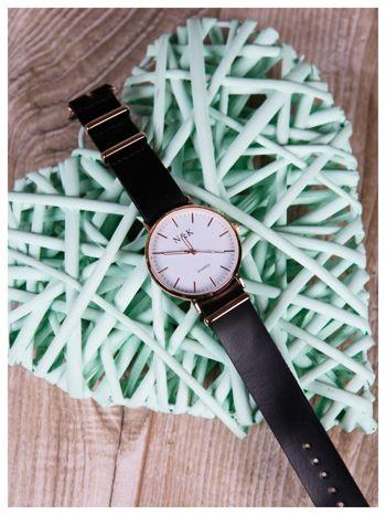 N & K klasyka piękny złoty zegarek męski                                   zdj.                                  1