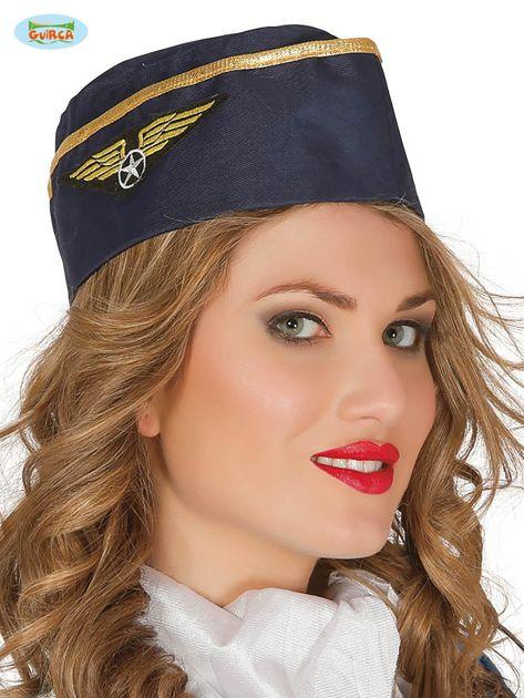Nakrycie głowy Stewardesa                              zdj.                              1