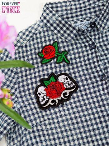 Naprasowanka - modna ozdoba odzieży 2 szt. (wielkość: 7,5 - 10 cm)                               zdj.                              2