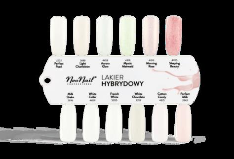 NeoNail Lakier Hybrydowy 5055 - French White 7,2 ml                              zdj.                              2