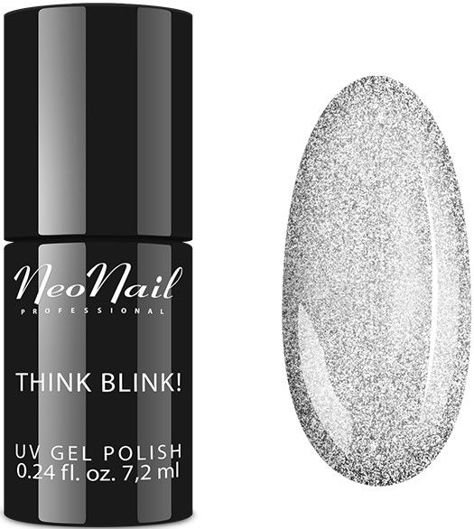 NeoNail Lakier Hybrydowy 6312 - Twinkle White 7,2 ml                               zdj.                              1