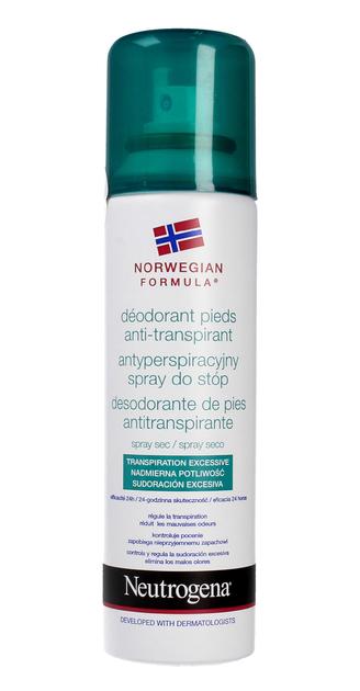 """Neutrogena Formuła Norweska Spray antyperspiracyjny do stóp 150ml"""""""
